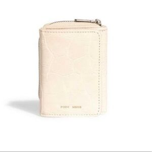 Pixie Mood   palest pink wallet - brand new!